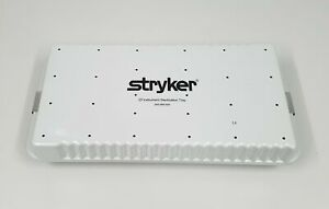 Stryker 242 000 024 Surgical 23 Instrument Sterilization Tray