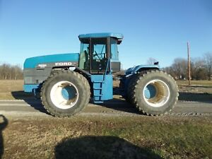 1994 Ford New Holland 9280 4wd Tractor