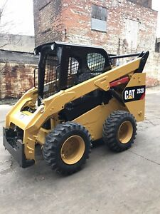 2014 Cat 262d Skid Steer Bobcat