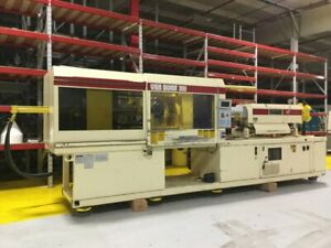 Van Dorn 300 Ton Injection Mold Machine 300 rs 30fht Used 101652