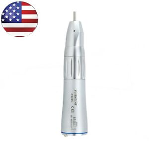Coxo Dental Fiber Optic Straight Nose For Kavo Nsk W h Low Speed Handpiece Usa