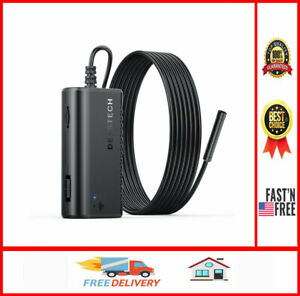Pipe Inspection Camera Endoscope Video Sewer Drain Cleaner Waterproof Wireless