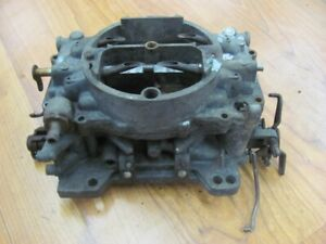 57 58 Dodge Chrysler Hemi Carter Afb Carb 2806s Parts Core 1957 1958
