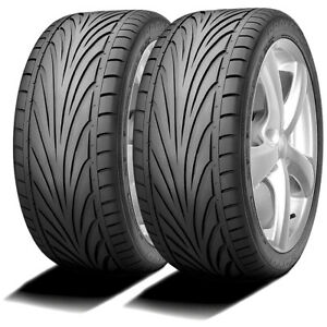 2 New Toyo Proxes T1r 195 45r15 78v High Performance Tires