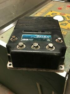 Raymond Forklift Dc Motor Controller 1 187 075 011 500amp Curtis Pmc 1244 4456