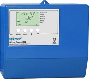 Tekmar 362 Mixing Control Floating Action Variable Speed