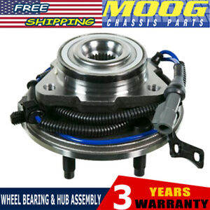 Moog Front Wheel Bearing And Hub 2006 2007 2008 2009 2010 Ford Explorer 4 0l4 6l