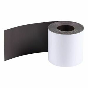 Magnetic Tape Roll Magnetic Dry Erase Whiteboard Roll 2 Inch X 10 Feet White