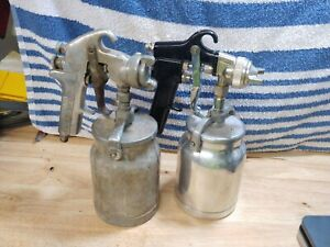 Devilbiss Type Jga 502 Painters Spray Gun With 30 Air Cap And Cup Free Ship