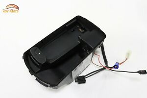 Bmw 740 750 Console Phone Charger Holder Storage Tray Box Oem 2010 2015