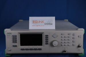 Anritsu 68047b Signal Generator Synthesized Cw Generator 10mhz To 20ghz Opt 2a