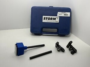 Central Tools Storm Dial Indicator Set 3d101 In Excellent Used Condition