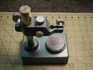 Mitutoyo 7003 Indicator Comparator Stand
