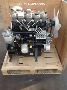 Brand New Cat 3024c 3024d C2 2 New Skid Steer Perkins 404d 22t Engine