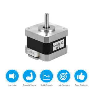 Stepper Stepping Motor Phase 0 8a 1 8 Degree 0 4n m For Creality 3d Printer W1s8