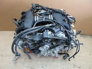 99 Boxster Rwd Porsche 986 Complete Engine 2 5 Motor M96 20 M96 20 N A 128 729