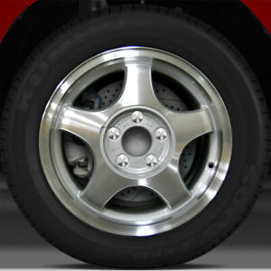 16x6 5 Factory Wheel Sparkle Silver For 2000 2007 Chevy Impala