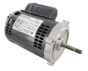70297901p New Blower Motor 208 240v 60 1 45lb Stack Dryer Huebsch Sq Ipso