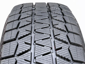 4 Bridgestone Blizzak Ws80 225 65r17 102h Used Winter Tire 10 11 32