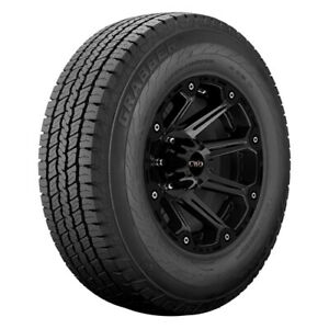 4 Lt265 70r18 General Grabber Hd 124 121r E 10 Ply Bsw Tires