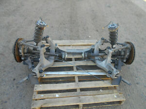 2009 09 Porsche 911 997 Carrera 4 S Rear Suspension Axles Sub Frame 6388