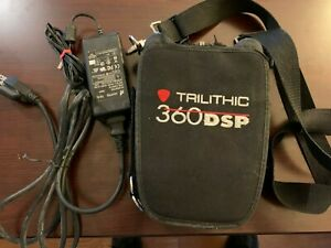 Trilithic 360 Dsp Docsis 3 0 Home Certification Catv Meter 360dsp 360 dsp