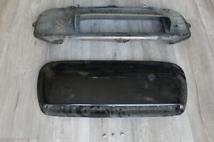 Subaru Impreza Wrx Hood Scoop With Splitter 2002 2003