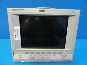 Hp Viridia 24c 1204a 1205a Multiparameter sdn Bam Dtm Monitor for Parts 12279