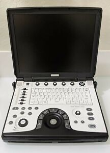 Ge Logiq E Bt12 2014 R7 W 2 Probes Portable Ultrasound System