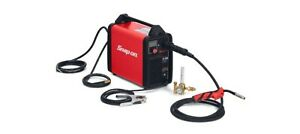 Snap on Synergic Inverter Mig 160i Welder For Steel Stainless Steel