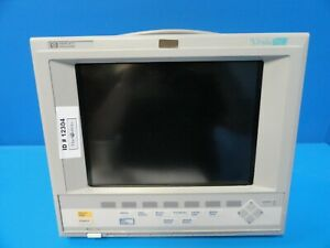 Agilent Hp Viridia 24c Colored sdn Dtm Bam Co Co2 Monitor Parts Only 12304
