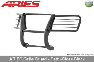 Grille Brush Guard Aries Black Semi Gloss For 2004 12 Chevy Gmc Colorado Canyon