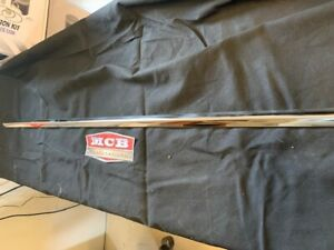 1963 64 Plymouth Sport Fury Savoy Deck Lid Molding Stainless Steel New upper