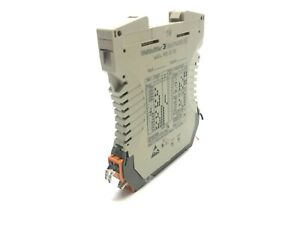 Weidmuller Was4 Pro Dc dc 8506740000 Signal Conditioner