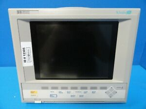 Agilent Hp Viridia 24 sdn Dtm Bam Co Co2 Patient Monitor Parts Only 12305
