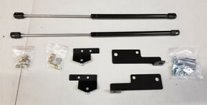 Sale Rugged Ridge 11252 51 Hood Lift Support Kit Fits 07 18 Jeep Wrangler Jk