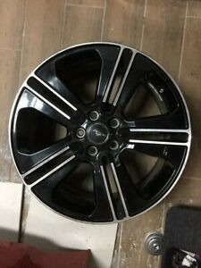 2013 2020 Ford Mustang Gt California Special Set Of 4 19 Black Wheels Oem