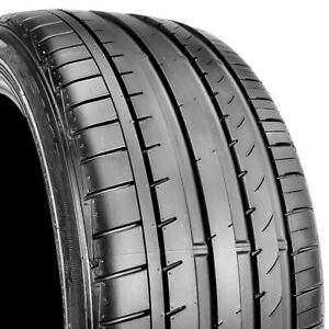 Falken Azenis Fk453 245 40r17 Zr 95y Take Off Tire 10 32