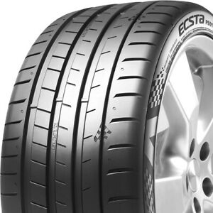 2 New Kumho Ecsta Ps91 255 40zr18 99y Xl High Performance Tires