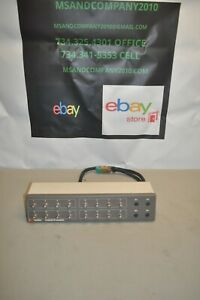 Genrad 16 Channel 2515 3005 Lm E Channel Expansion Box Free Shipping