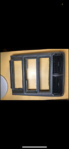 Ford Mustang Radio Shifter Bezel Double Din Trim 99 04 Black