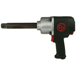 New Chicago Pneumatic Cp7763 6 3 4 Drive 6 Shank 1200 Ft lbs Impact Wrench