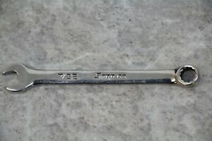 Snap On 7 32 Sae 12 Point Ignition Combination Wrench Ox17b