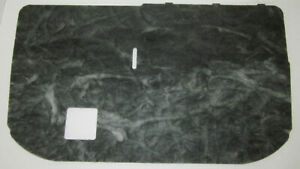 1988 Dodge Daytona Turbo Z Hood Insulation Pad