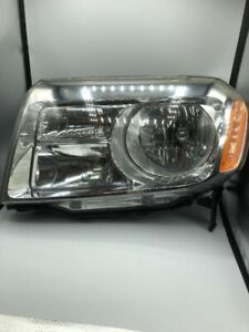 2012 2015 Honda Pilot Headlight Head Lamp Driver Left Halogen 12 15 Oem