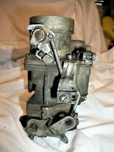 Vintage 1952 1955 Carter Chevrolet Truck One Barrel Carburetor 6 Cylinder Yf