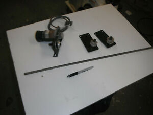 Stepper Driven Square Shaft Drive W 2 Pulleys 5460