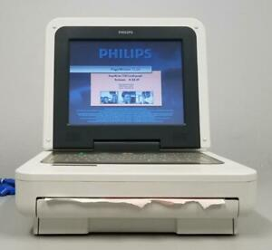 Philips 860310 Electrocardiograph Tc50 Pagewriter Ekg Without Cart Sw A 05 01