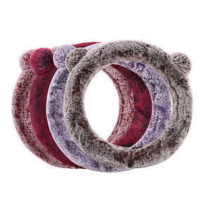 Cute And Fluffy Koala Bear Steering Wheel Cover