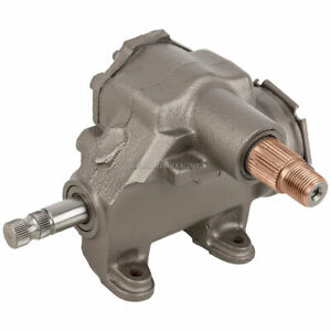 For Chevy Bel Air Biscayne Impala Remanufactured Manual Steering Gear Box